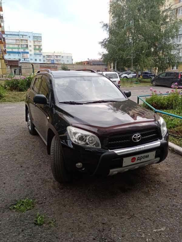 Toyota RAV4, 2007 год, 850 000 руб.
