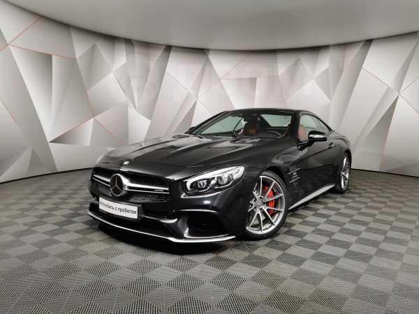 Mercedes-Benz SL-Class, 2017 год, 7 447 000 руб.