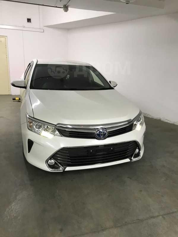 Toyota Camry, 2015 год, 1 550 000 руб.