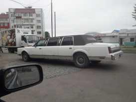 Петропавловск-Камчатский Town Car 1988