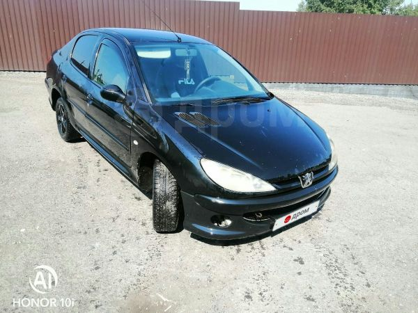 Peugeot 206, 2008 год, 111 000 руб.