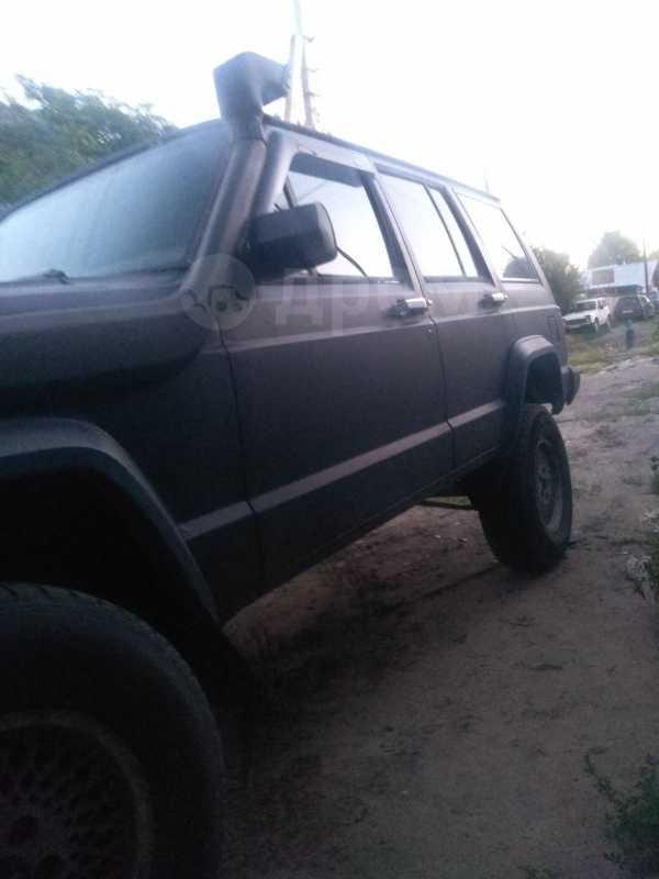 Jeep Cherokee, 1992 год, 200 000 руб.