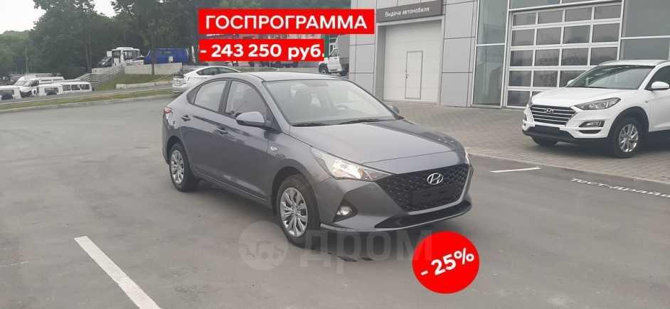 Hyundai Solaris, 2020 год, 973 000 руб.