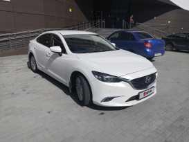 Новый Уренгой Mazda6 2016