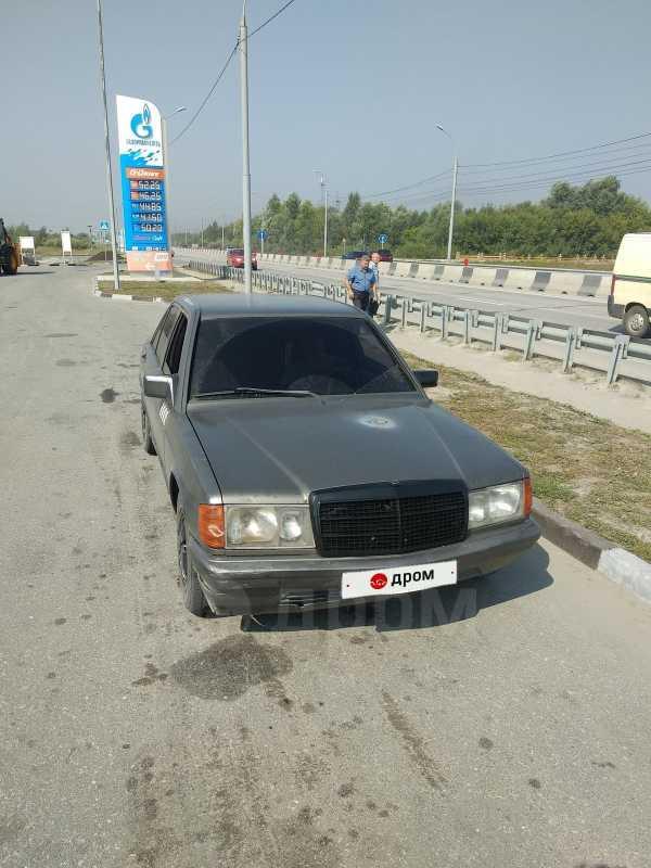 Mercedes-Benz 190, 1990 год, 60 000 руб.