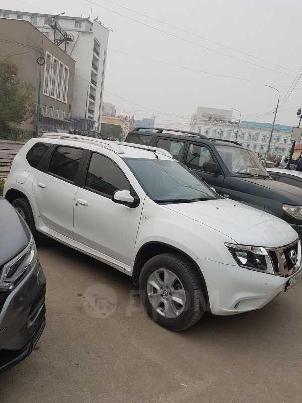 Nissan Terrano, 2018 год, 1 000 000 руб.
