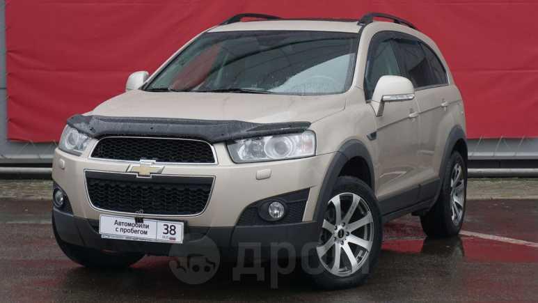 Chevrolet Captiva, 2012 год, 830 000 руб.