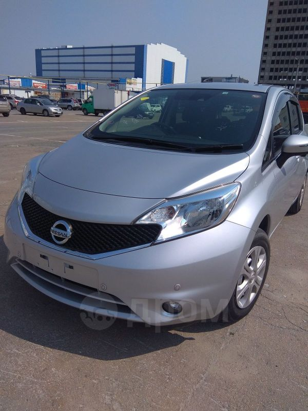 Nissan Note, 2016 год, 635 000 руб.