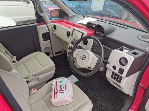 Toyota Porte, 2015 год, 575 000 руб.
