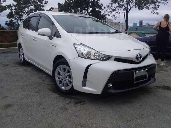 Toyota Prius a, 2017 год, 1 089 000 руб.