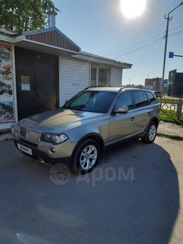 BMW X3, 2010 год, 900 000 руб.