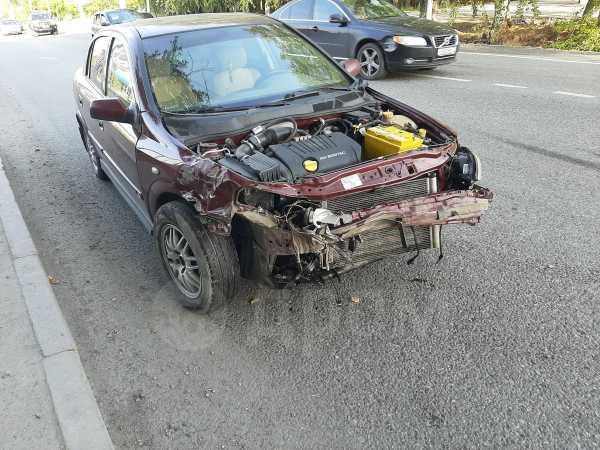 Chevrolet Viva, 2005 год, 75 000 руб.