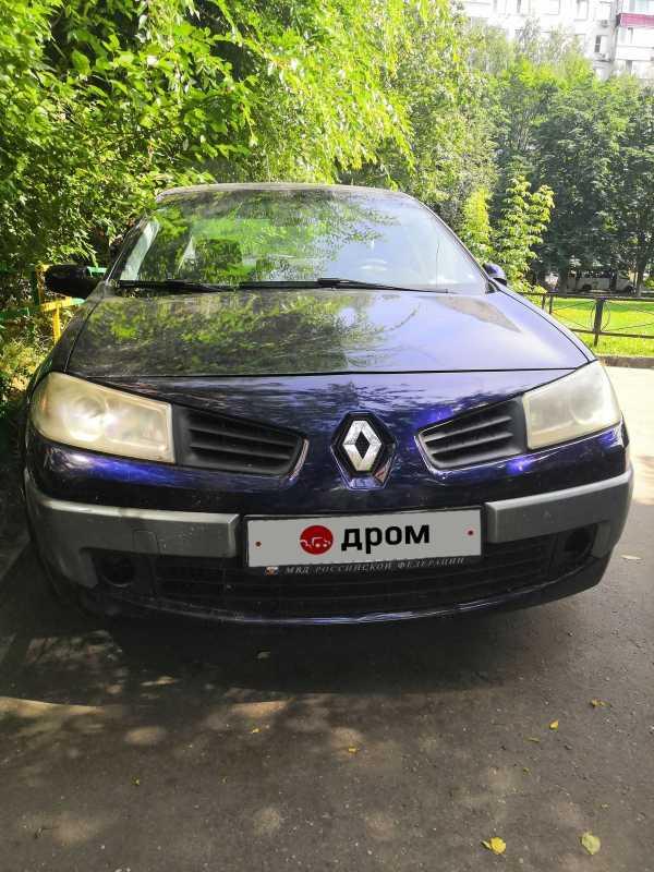 Renault Megane, 2006 год, 165 000 руб.
