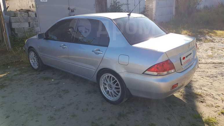 Mitsubishi Lancer, 2004 год, 350 000 руб.