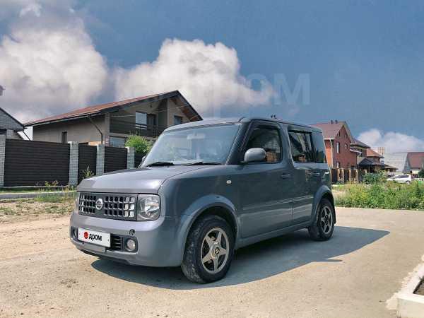 Nissan Cube, 2004 год, 239 000 руб.