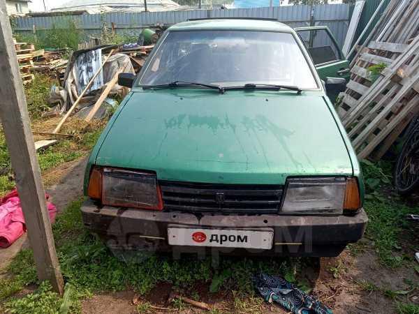 Лада 2109, 1999 год, 24 500 руб.