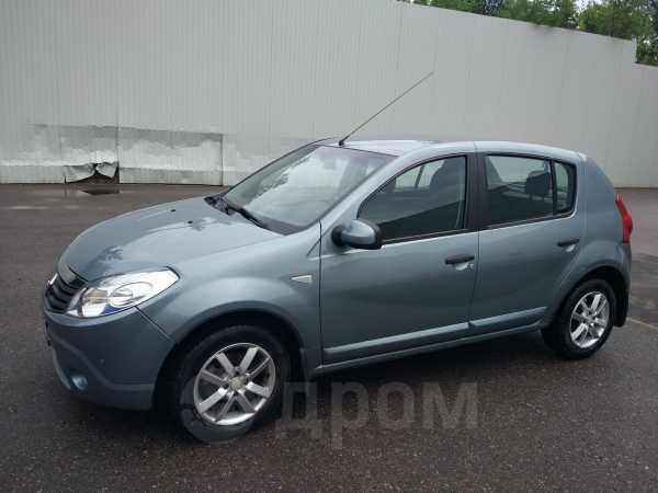 Renault Sandero, 2010 год, 370 000 руб.