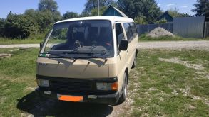 Псебай Urvan 1989
