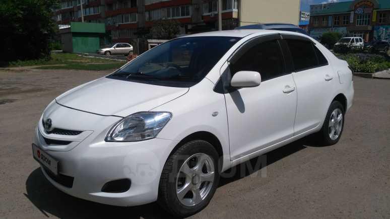 Toyota Belta, 2008 год, 345 000 руб.