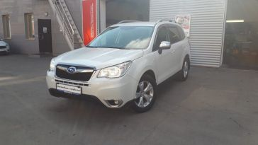 Миасс Forester 2014