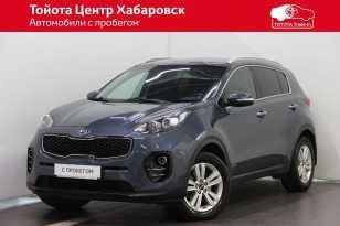 Хабаровск Sportage 2016