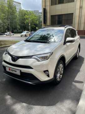 Ставрополь Toyota RAV4 2017