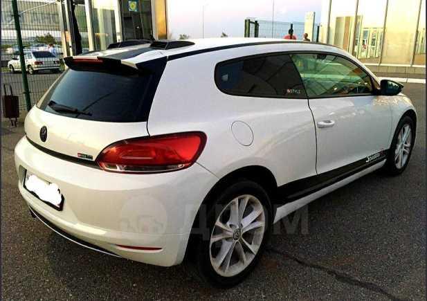 Volkswagen Scirocco, 2009 год, 499 000 руб.