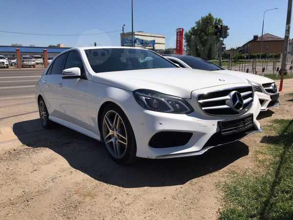 Mercedes-Benz E-Class, 2014 год, 1 230 000 руб.