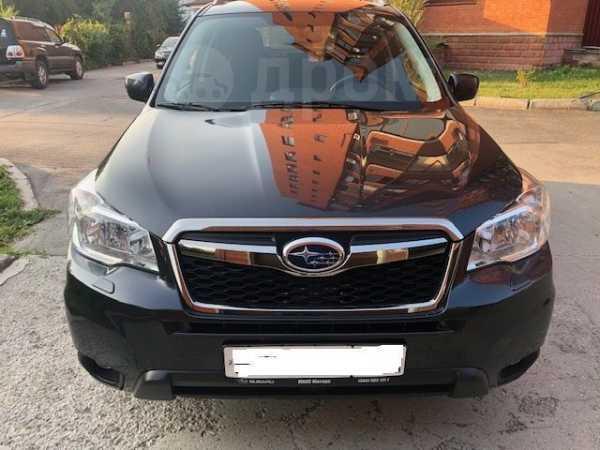 Subaru Forester, 2015 год, 1 330 000 руб.