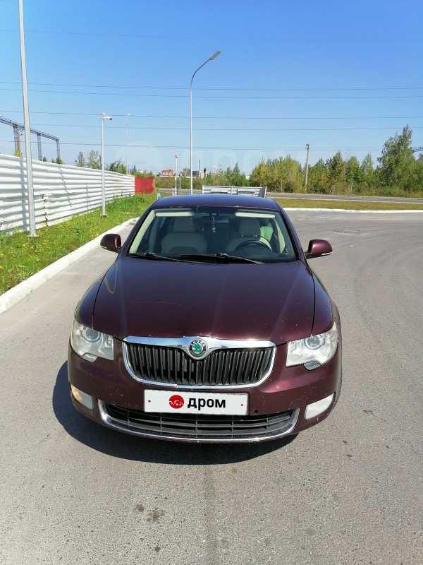 Skoda Superb, 2010 год, 510 000 руб.