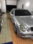 Mercedes-Benz E-Class, 2003 год, 430 000 руб.