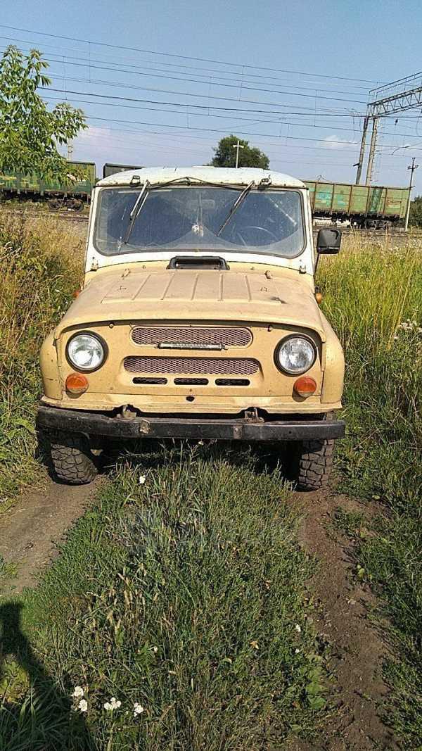 УАЗ 3151, 1995 год, 110 000 руб.