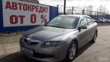 Урень Mazda6 2007