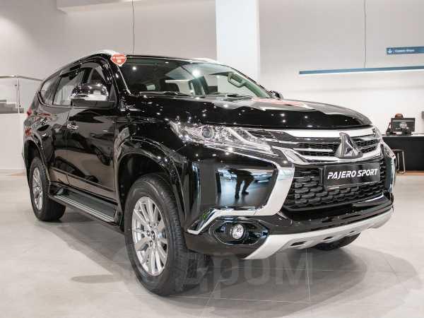 Mitsubishi Pajero Sport, 2020 год, 2 596 000 руб.
