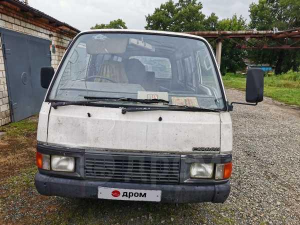 Nissan Caravan, 1989 год, 115 000 руб.