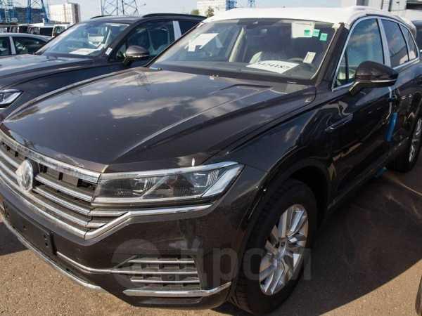 Volkswagen Touareg, 2020 год, 5 828 200 руб.