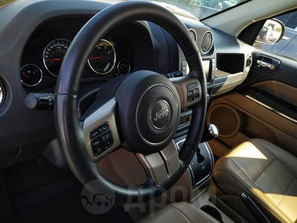 Jeep Compass, 2012 год, 820 000 руб.