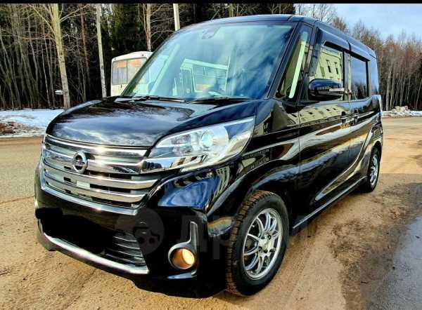 Nissan DAYZ Roox, 2015 год, 450 000 руб.