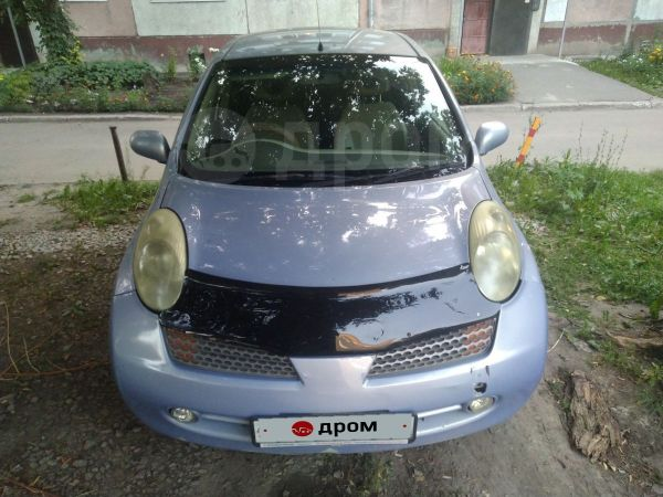 Nissan March, 2003 год, 170 000 руб.