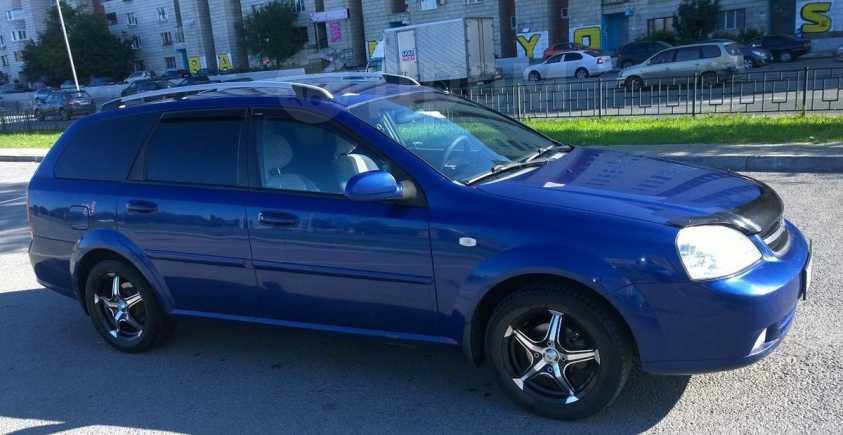 Chevrolet Lacetti, 2005 год, 207 000 руб.