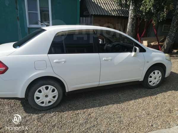 Nissan Tiida Latio, 2009 год, 360 000 руб.
