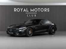 Москва AMG GT 2017