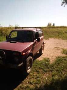 Елец 4x4 2121 Нива 2000