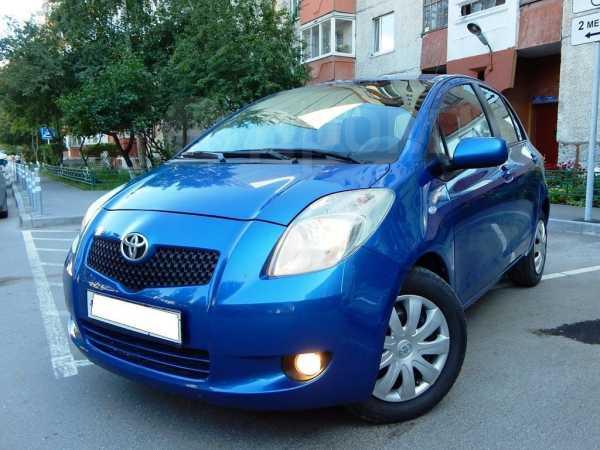 Toyota Yaris, 2008 год, 335 000 руб.