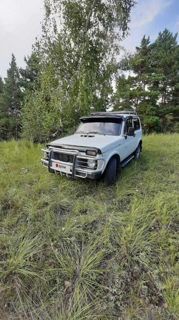 Лада 4x4 2121 Нива, 1997 год, 170 000 руб.