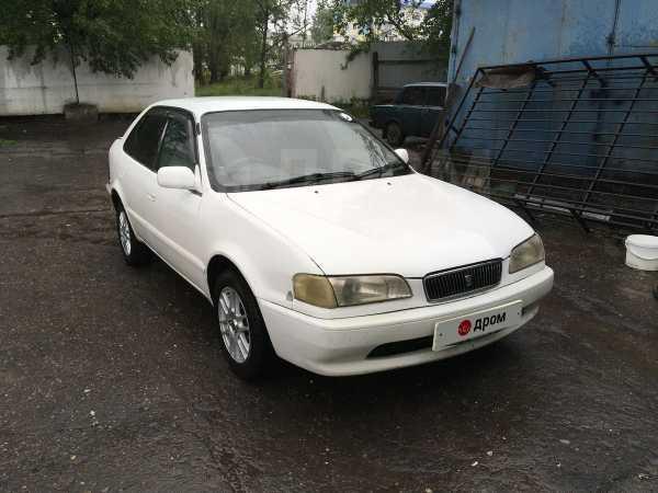 Toyota Sprinter, 1999 год, 135 000 руб.