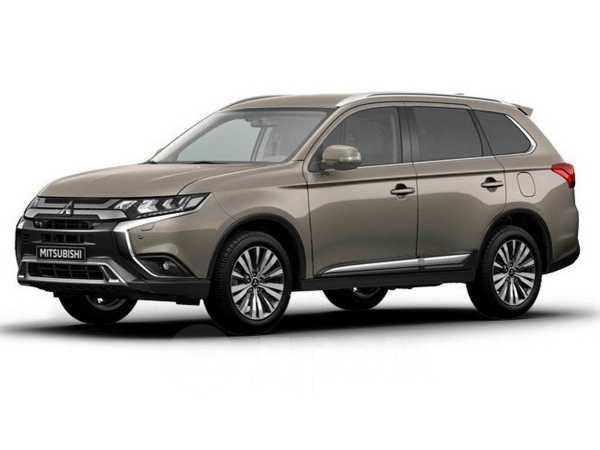 Mitsubishi Outlander, 2020 год, 2 490 330 руб.
