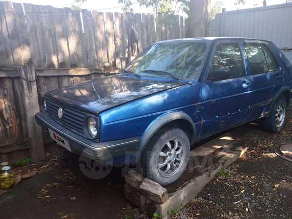 Volkswagen Golf, 1991 год, 25 000 руб.