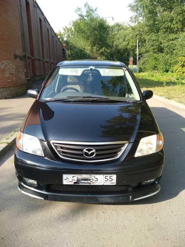 Mazda MPV, 2001 год, 400 000 руб.