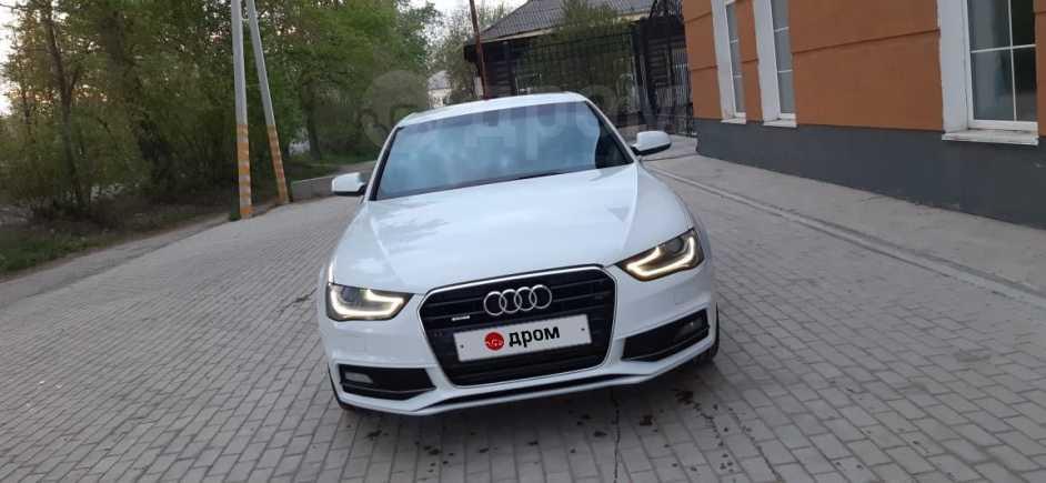Audi A4, 2012 год, 780 000 руб.